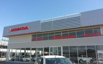 Honda Vereeniging Signage and Pylon