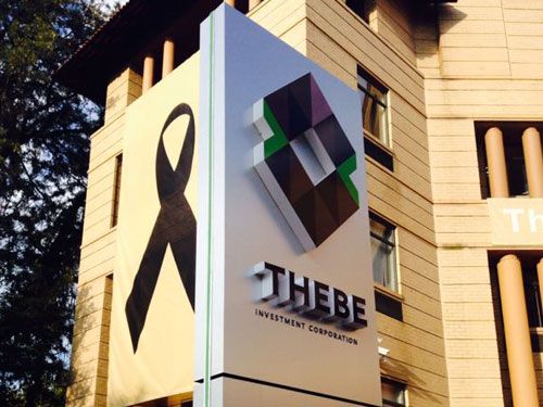 Pylon Signs Johannesburg – Thebe House