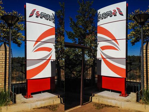 Pylon Signs Johannesburg