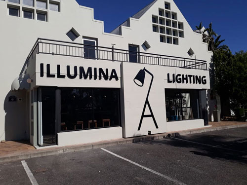Retail and Restaurant Signage in Johannesburg