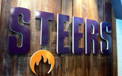 Steers Signage